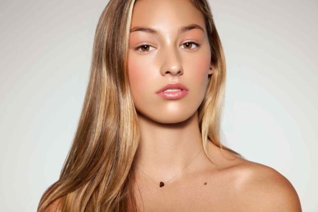 April Foster Advertising makeup